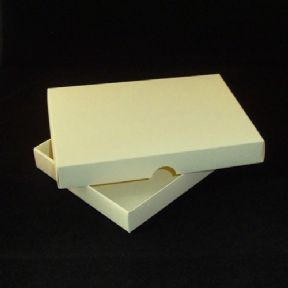 A5 Ivory Greeting Card Boxes For Handmade Cards